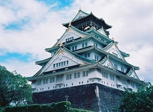The Beautiful Osaka Castle
